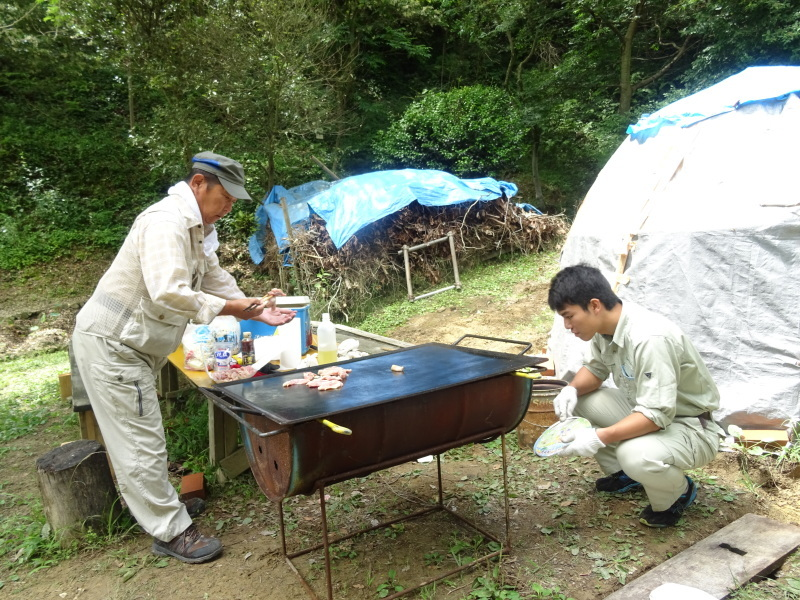 地域交流会2015 in 孝子の森     by     (TATE-misaki)_c0108460_22062458.jpg