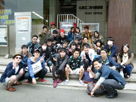 いざ幕末へ~2015札幌オフィス社員旅行~_e0206865_2223376.jpg