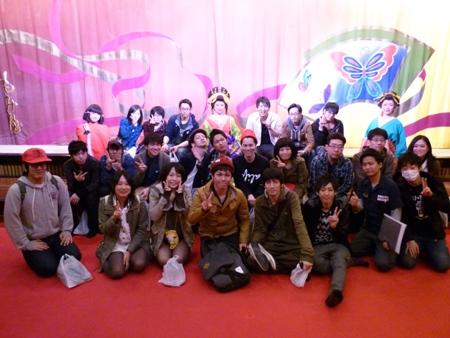 いざ幕末へ~2015札幌オフィス社員旅行~_e0206865_22272142.jpg