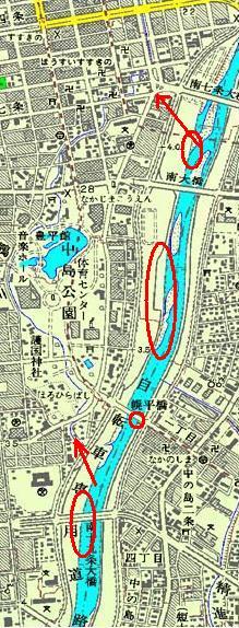 市民地質巡検「札幌の洪水跡を訪ねる」(1)_f0078286_15135243.jpg