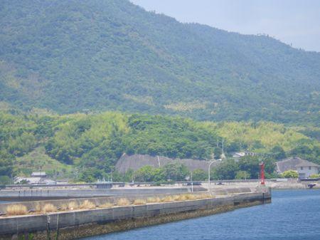 能美島・鹿川集落の山側_d0089494_1104887.jpg