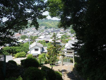 能美島・鹿川集落の山側_d0089494_1113923.jpg