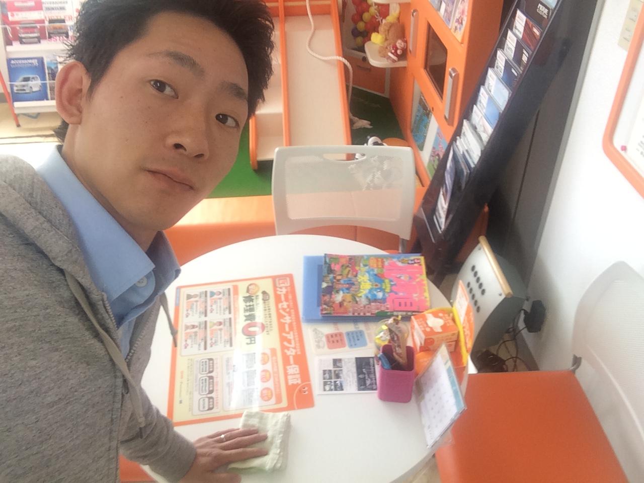 6月7日トミーアウトレット☆祭り!トミー(103円)カーご成約!!ヴィッツU様納車!!_b0127002_1752871.jpg