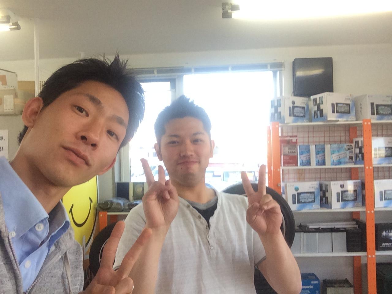 6月7日トミーアウトレット☆祭り!トミー(103円)カーご成約!!ヴィッツU様納車!!_b0127002_17533320.jpg