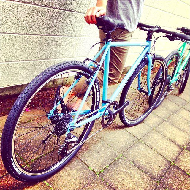 NEWモデル「 Calamita CIAO 」 カラミータ チャオ おしゃれ自転車 クロスバイク 26 自転車ガール_b0212032_2322586.jpg