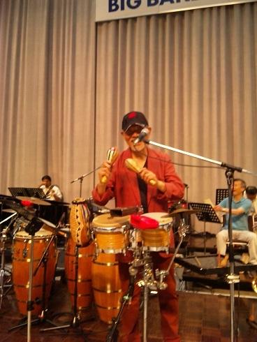 blog;ビッグバンドと蒲田のラーメン_a0103940_14371226.jpg