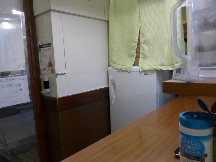 中野「麺匠 ようすけ」へ行く。_f0232060_1226375.jpg