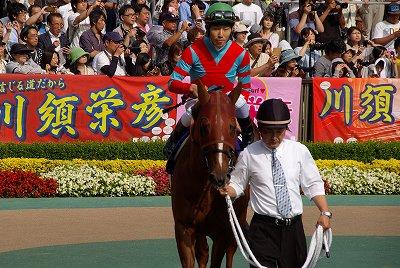 安田記念は、上がり馬モーリスが人気に応え4連勝でGI初制覇!_b0015386_23202336.jpg