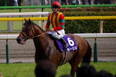 安田記念は、上がり馬モーリスが人気に応え4連勝でGI初制覇!_b0015386_23211922.jpg