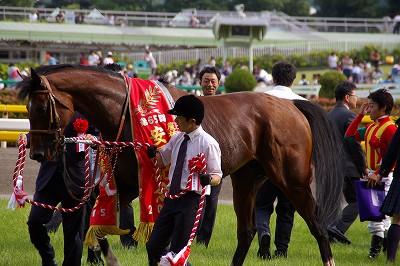安田記念は、上がり馬モーリスが人気に応え4連勝でGI初制覇!_b0015386_23213044.jpg