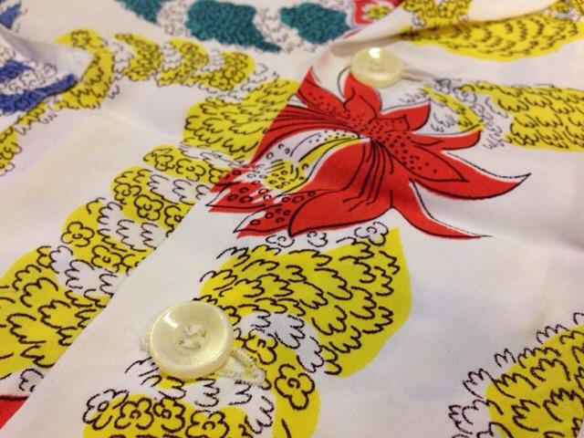 6月10日(水)大阪店夏物ヴィンテージ入荷!!#1 VintageHawaiianShirt!!(大阪アメ村店)_c0078587_1842079.jpg