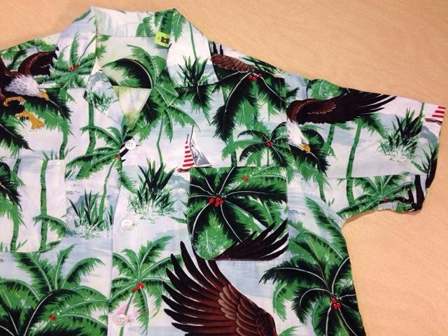 6月10日(水)大阪店夏物ヴィンテージ入荷!!#1 VintageHawaiianShirt!!(大阪アメ村店)_c0078587_19595576.jpg