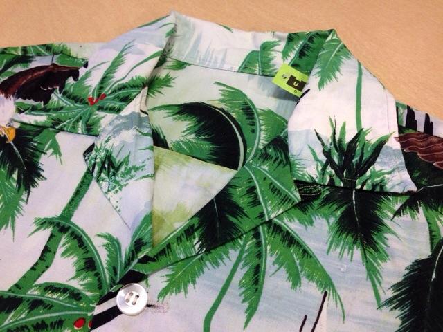6月10日(水)大阪店夏物ヴィンテージ入荷!!#1 VintageHawaiianShirt!!(大阪アメ村店)_c0078587_200392.jpg