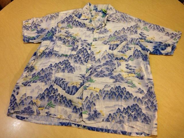 6月10日(水)大阪店夏物ヴィンテージ入荷!!#1 VintageHawaiianShirt!!(大阪アメ村店)_c0078587_2004769.jpg