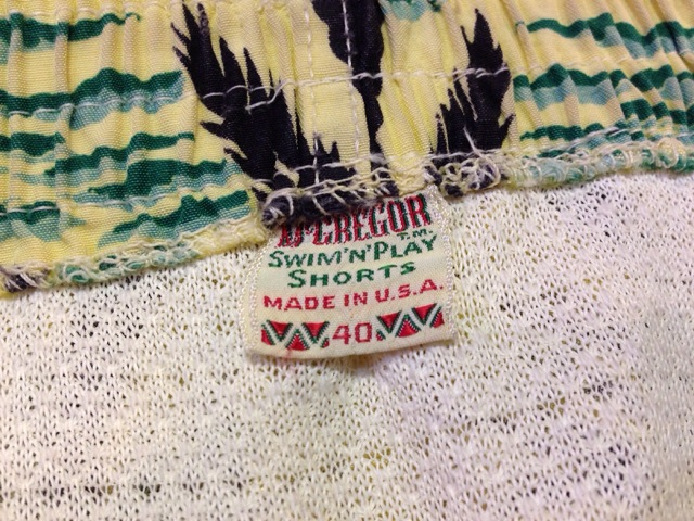 6月10日(水)大阪店夏物ヴィンテージ入荷!!#1 VintageHawaiianShirt!!(大阪アメ村店)_c0078587_20113484.jpg