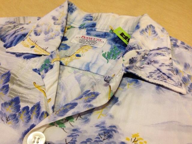 6月10日(水)大阪店夏物ヴィンテージ入荷!!#1 VintageHawaiianShirt!!(大阪アメ村店)_c0078587_2015794.jpg