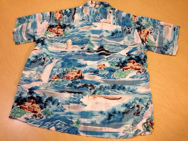 6月10日(水)大阪店夏物ヴィンテージ入荷!!#1 VintageHawaiianShirt!!(大阪アメ村店)_c0078587_2022987.jpg
