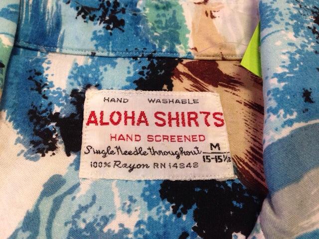 6月10日(水)大阪店夏物ヴィンテージ入荷!!#1 VintageHawaiianShirt!!(大阪アメ村店)_c0078587_2023617.jpg