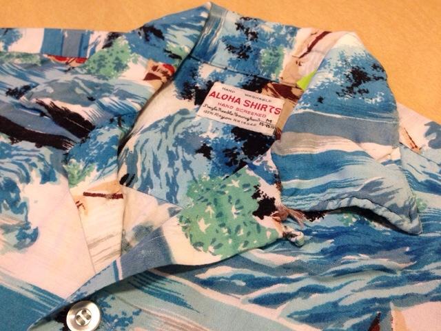 6月10日(水)大阪店夏物ヴィンテージ入荷!!#1 VintageHawaiianShirt!!(大阪アメ村店)_c0078587_2031136.jpg