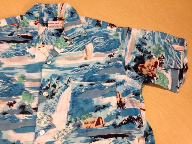 6月10日(水)大阪店夏物ヴィンテージ入荷!!#1 VintageHawaiianShirt!!(大阪アメ村店)_c0078587_203183.jpg