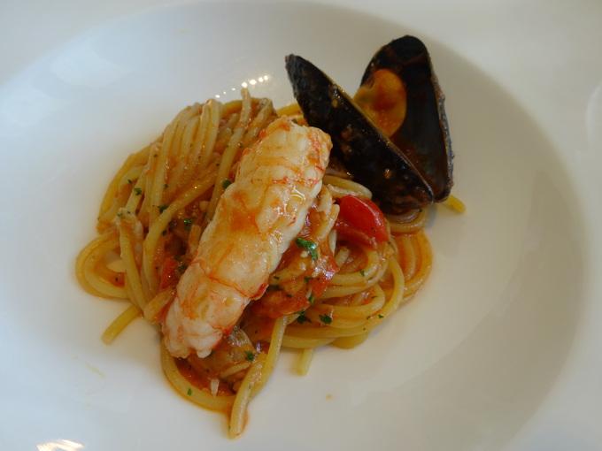 ST.REGIS OSAKA の イタリア料理_c0223630_2044832.jpg