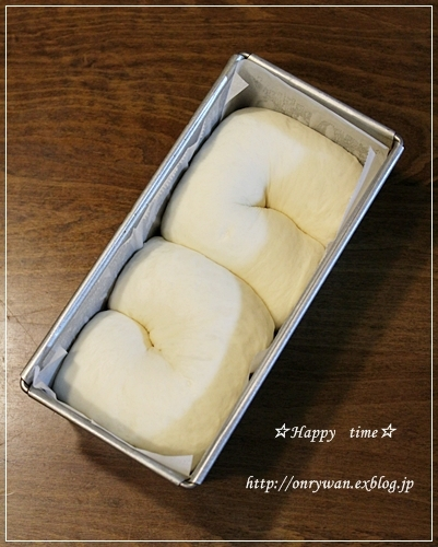 鮭のバター醤油焼き弁当とプルマンブレッド♪_f0348032_19090232.jpg