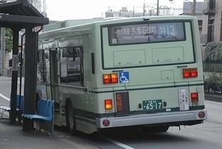 京都市交通局の富士7E_e0030537_00364631.jpg