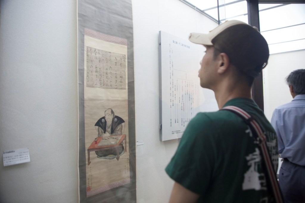 アートさんぽ[アーティストと行く富士塚めぐり]を開催しました_c0222139_23583788.jpg