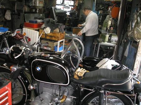 BMW R60-5 全天候カバー_e0218639_12322180.jpg