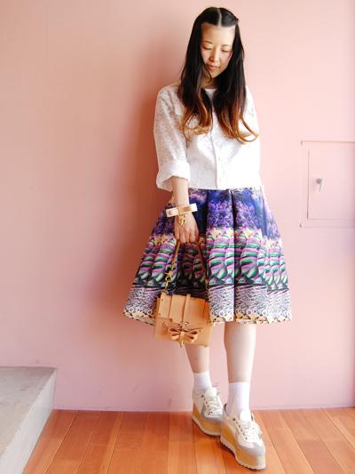 イチオシ!! Wonder Anatomieスカート by azu_f0053343_13431448.jpg
