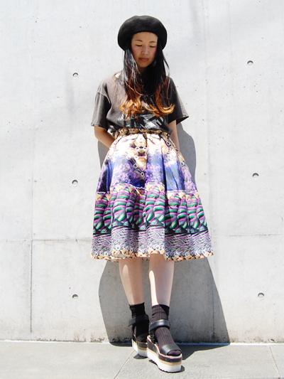 イチオシ!! Wonder Anatomieスカート by azu_f0053343_1343669.jpg