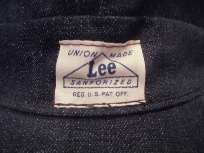 40\'s~ DEAD STOCK Lee Engineer Cap Lot EC-31 NOS. very rare !!_e0187362_1535720.jpg