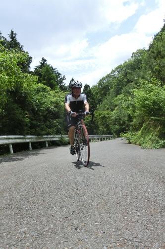 朝サイクリング(ヒルクライムコース)_b0332867_20373538.jpg