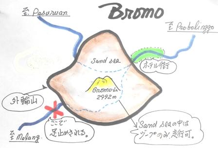 東部ジャワ島旅行(Bromo泊に失敗)_d0083068_1043385.jpg