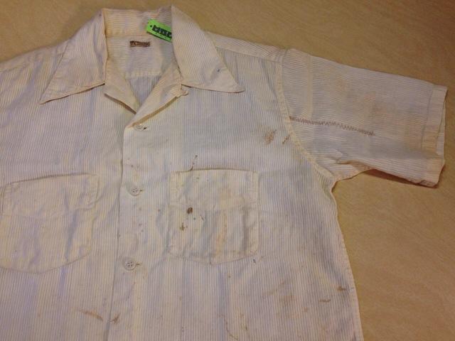 6月10日(水)大阪店夏物ヴィンテージ入荷!!#2 VintageShirt!!BorderCheckStripeSolid!!(大阪アメ村店)_c0078587_12501257.jpg