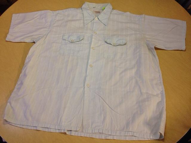 6月10日(水)大阪店夏物ヴィンテージ入荷!!#2 VintageShirt!!BorderCheckStripeSolid!!(大阪アメ村店)_c0078587_12504430.jpg