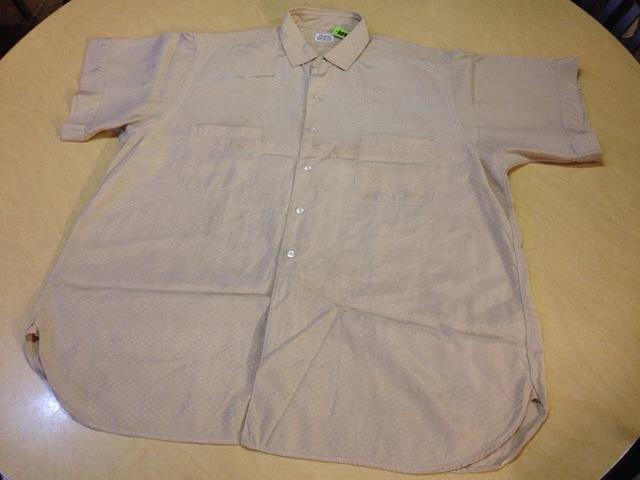 6月10日(水)大阪店夏物ヴィンテージ入荷!!#2 VintageShirt!!BorderCheckStripeSolid!!(大阪アメ村店)_c0078587_12512912.jpg
