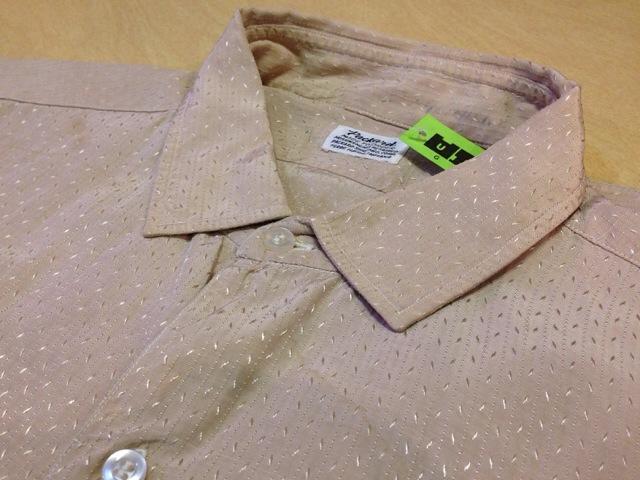 6月10日(水)大阪店夏物ヴィンテージ入荷!!#2 VintageShirt!!BorderCheckStripeSolid!!(大阪アメ村店)_c0078587_12515055.jpg