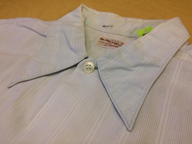 6月10日(水)大阪店夏物ヴィンテージ入荷!!#2 VintageShirt!!BorderCheckStripeSolid!!(大阪アメ村店)_c0078587_1251781.jpg