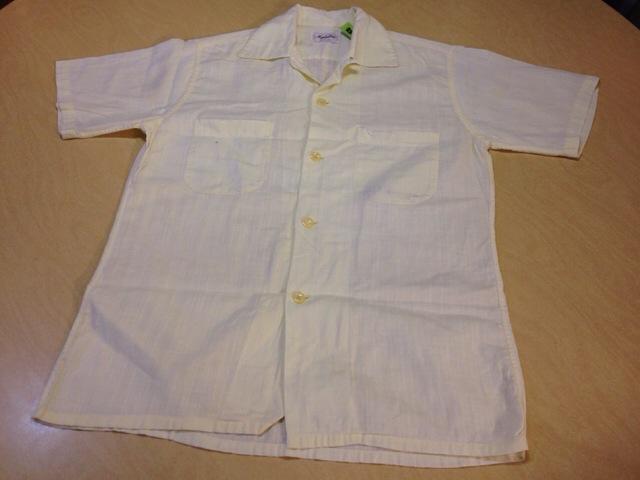6月10日(水)大阪店夏物ヴィンテージ入荷!!#2 VintageShirt!!BorderCheckStripeSolid!!(大阪アメ村店)_c0078587_12523822.jpg