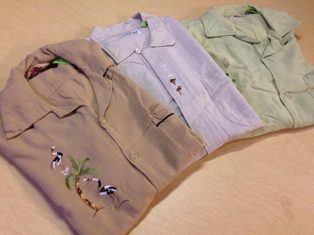 6月10日(水)大阪店夏物ヴィンテージ入荷!!#2 VintageShirt!!BorderCheckStripeSolid!!(大阪アメ村店)_c0078587_1253204.jpg