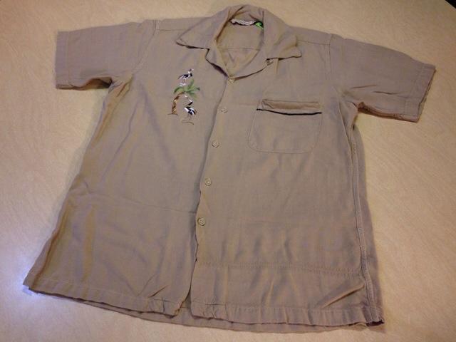 6月10日(水)大阪店夏物ヴィンテージ入荷!!#2 VintageShirt!!BorderCheckStripeSolid!!(大阪アメ村店)_c0078587_12533054.jpg