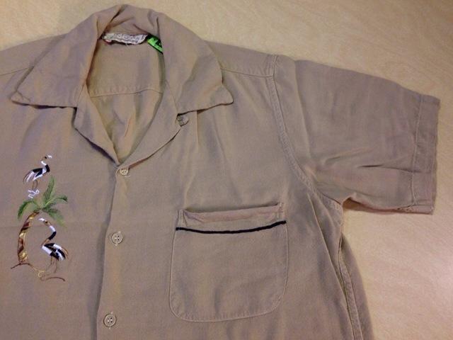 6月10日(水)大阪店夏物ヴィンテージ入荷!!#2 VintageShirt!!BorderCheckStripeSolid!!(大阪アメ村店)_c0078587_1253468.jpg