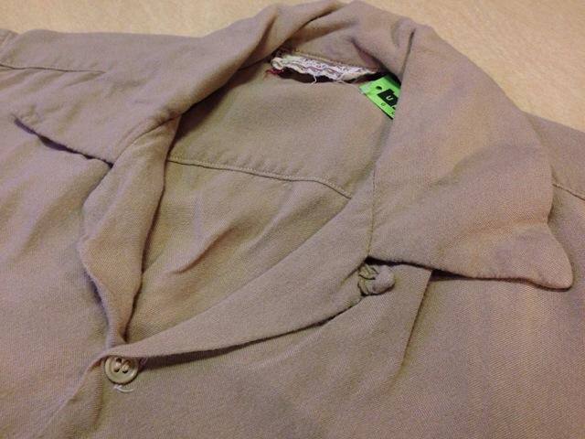 6月10日(水)大阪店夏物ヴィンテージ入荷!!#2 VintageShirt!!BorderCheckStripeSolid!!(大阪アメ村店)_c0078587_12535440.jpg