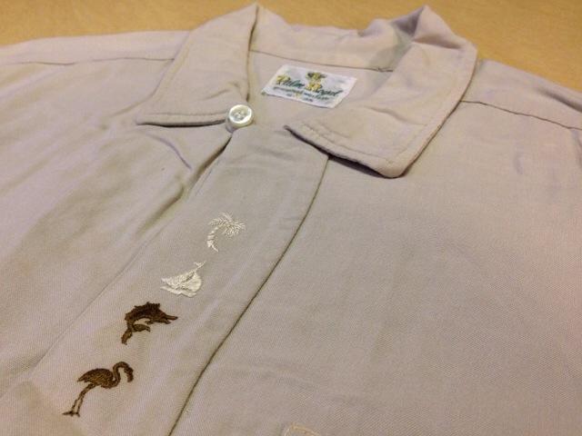 6月10日(水)大阪店夏物ヴィンテージ入荷!!#2 VintageShirt!!BorderCheckStripeSolid!!(大阪アメ村店)_c0078587_125504.jpg