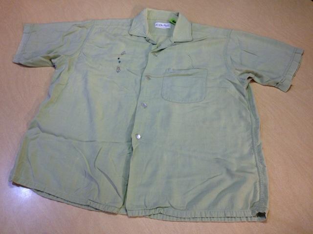 6月10日(水)大阪店夏物ヴィンテージ入荷!!#2 VintageShirt!!BorderCheckStripeSolid!!(大阪アメ村店)_c0078587_12552753.jpg