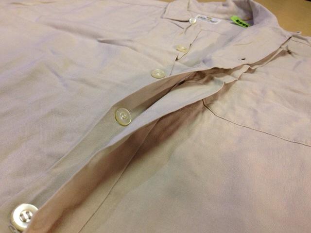 6月10日(水)大阪店夏物ヴィンテージ入荷!!#2 VintageShirt!!BorderCheckStripeSolid!!(大阪アメ村店)_c0078587_1255818.jpg