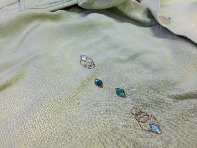 6月10日(水)大阪店夏物ヴィンテージ入荷!!#2 VintageShirt!!BorderCheckStripeSolid!!(大阪アメ村店)_c0078587_1256018.jpg