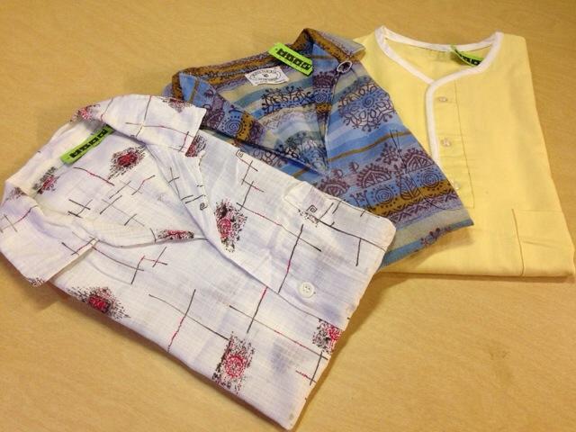 6月10日(水)大阪店夏物ヴィンテージ入荷!!#2 VintageShirt!!BorderCheckStripeSolid!!(大阪アメ村店)_c0078587_12562017.jpg