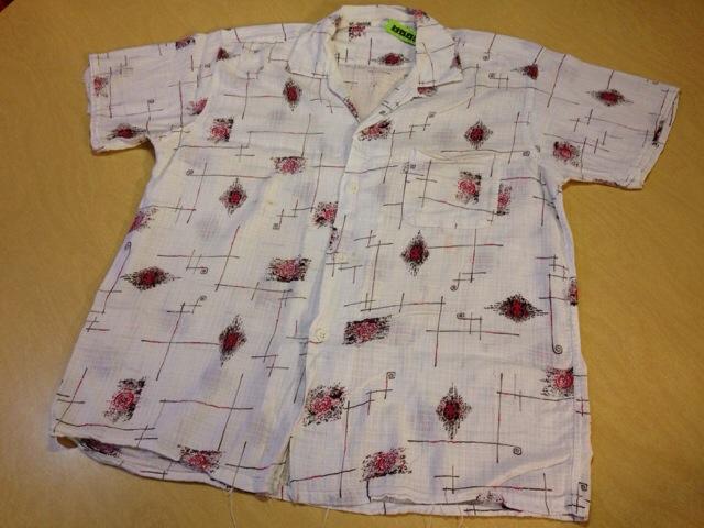 6月10日(水)大阪店夏物ヴィンテージ入荷!!#2 VintageShirt!!BorderCheckStripeSolid!!(大阪アメ村店)_c0078587_12563022.jpg